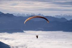 Über den Wolken (Nebel)