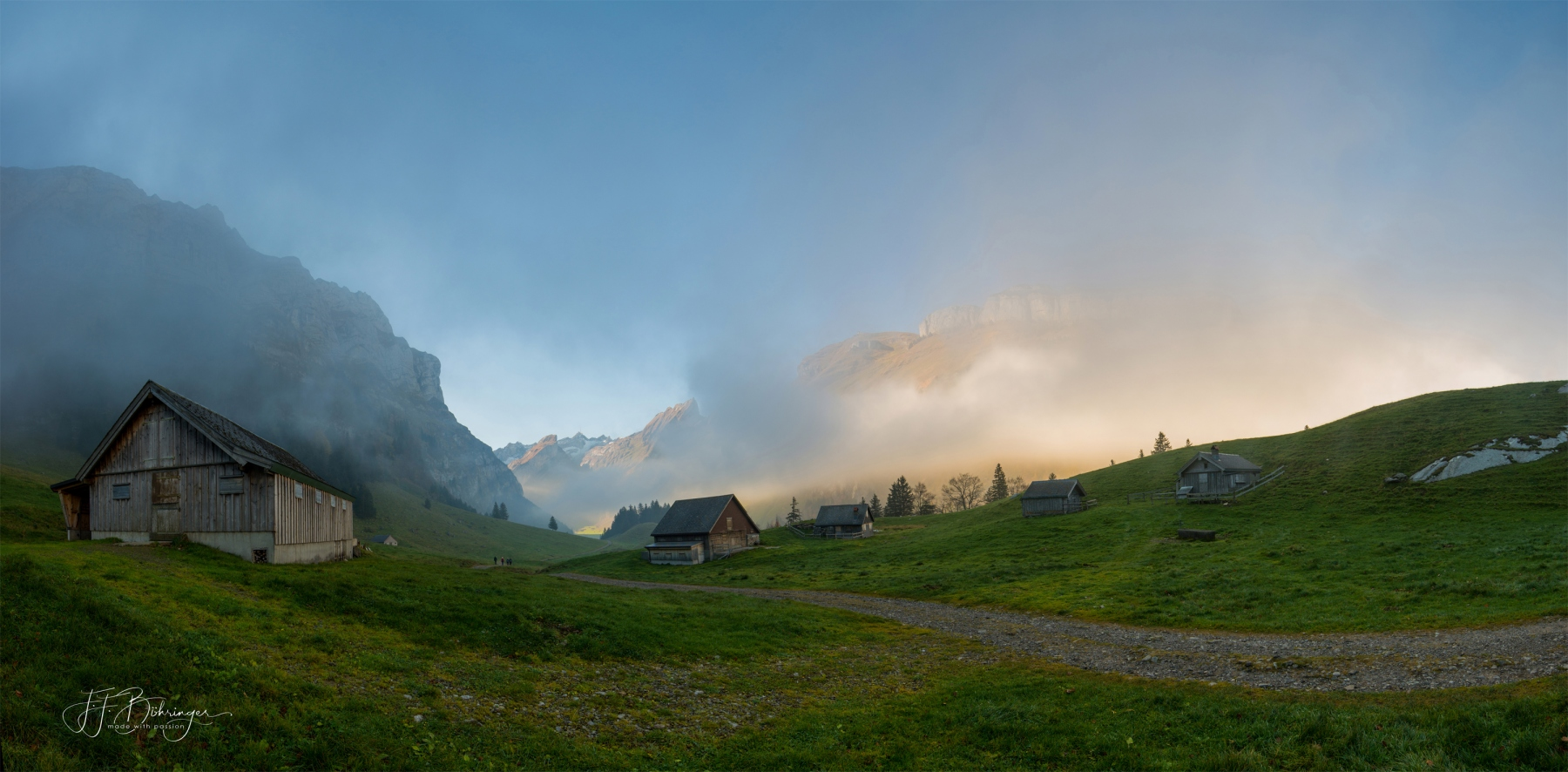 Ausflug Landschaftsfotographie mit Fred 5