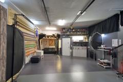 fertig - die Eingangsseite im Studio